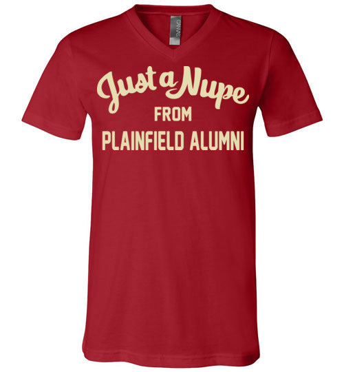 Plainfield Alumni V-Neck
