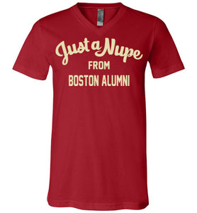 Boston Alumni V-Neck