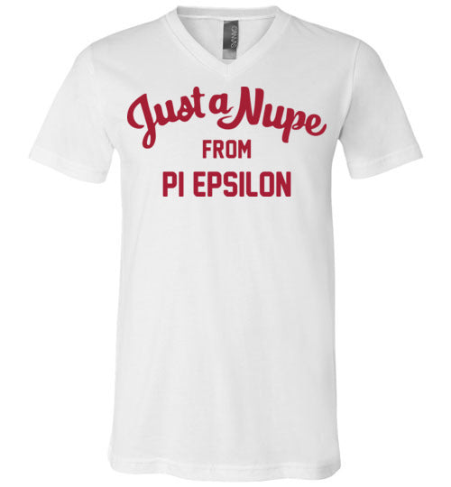 Pi Epsilon V-Neck (C)
