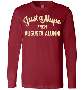 Augusta Alumni Long Sleeve