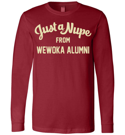 Wewoka Alumni Long Sleeve