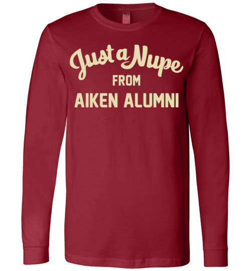 Aiken Alumni Long Sleeve