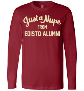 Edisto Alumni Long Sleeve
