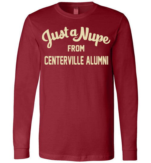 Centerville Alumni Long Sleeve
