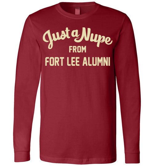 Fort Lee Alumni Long Sleeve
