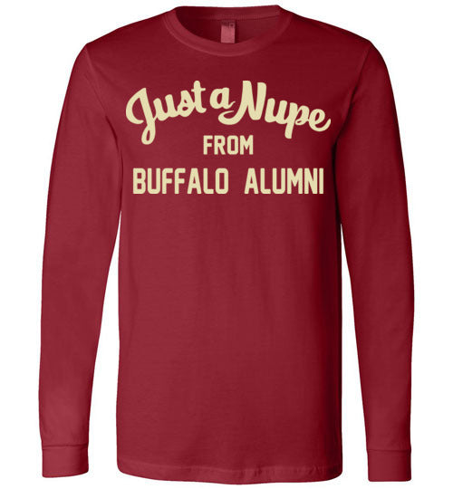 Buffalo Alumni Long Sleeve
