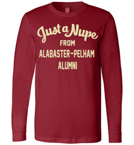 Alabaster-Pelham Alumni Long Sleeve