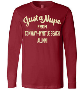 Conway-Myrtle Beach Alumni Long Sleeve