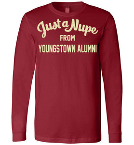Youngstown Alumni Long Sleeve