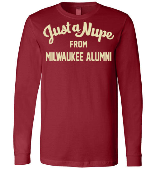 Milwaukee Alumni Long Sleeve
