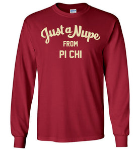 Pi Chi Long Sleeve