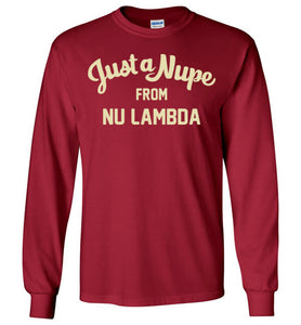 Nu Lambda EP Long Sleeve
