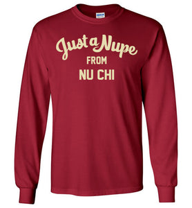 Nu Chi Long Sleeve