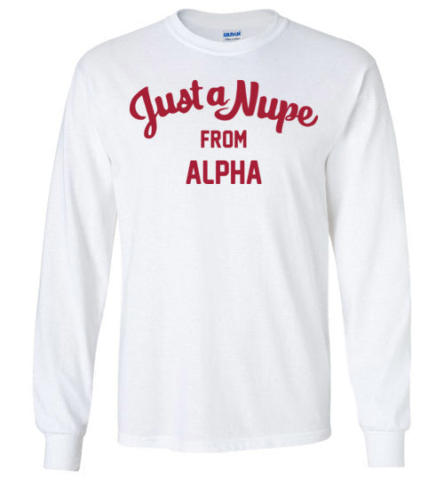 Alpha Long Sleeve (C)