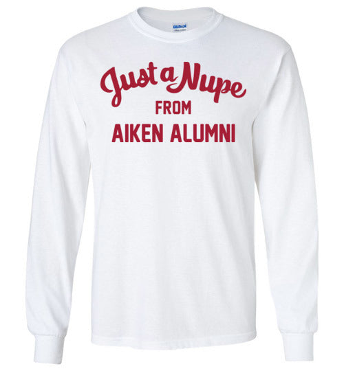 Aiken Alumni Long Sleeve (C)
