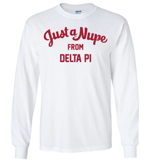 Delta Pi Long Sleeve (C)