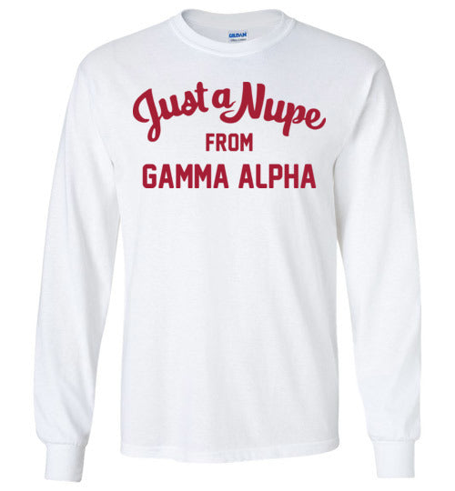 Gamma Alpha Long Sleeve (C)