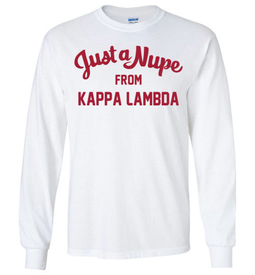Kappa Lambda Long Sleeve (C)