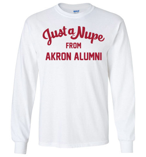 Akron Alumni Long Sleeve (C)
