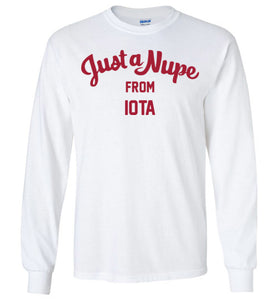 Iota Long Sleeve (C)