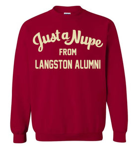 Langston Alumni Crewneck