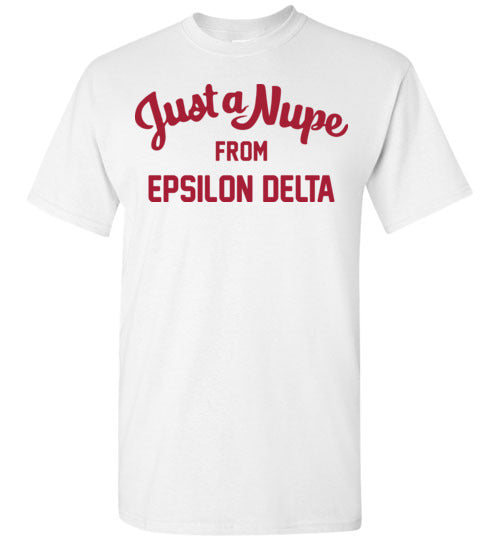 Epsilon Delta Short Sleeve (C)