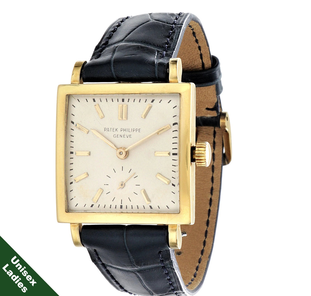 Patek Philippe 1431J Square Watch circa 1946