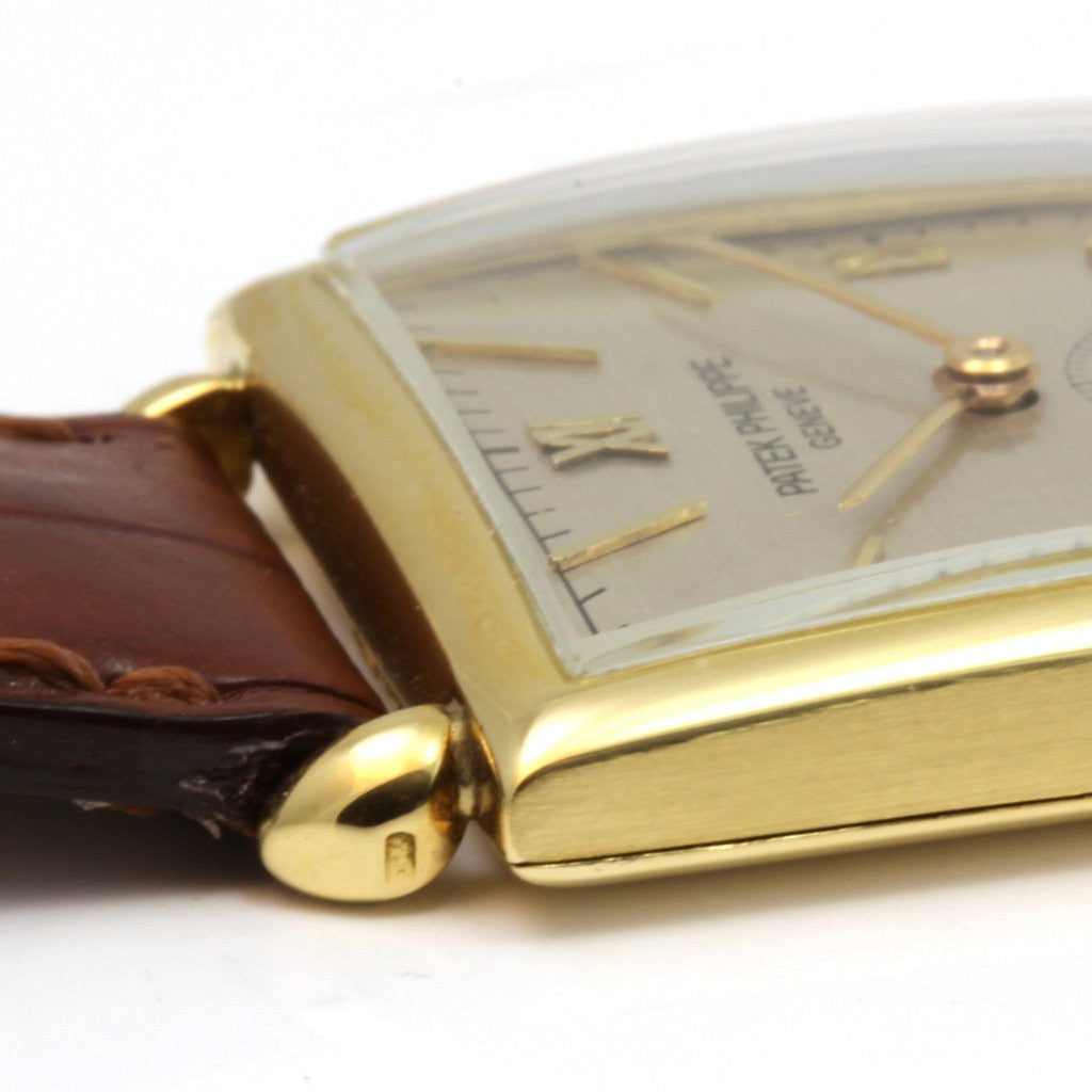 Patek Philippe 1432J Art Deco Watch.  Circa 1944