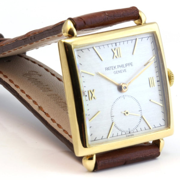 Patek Philippe 1432J Art Deco Watch