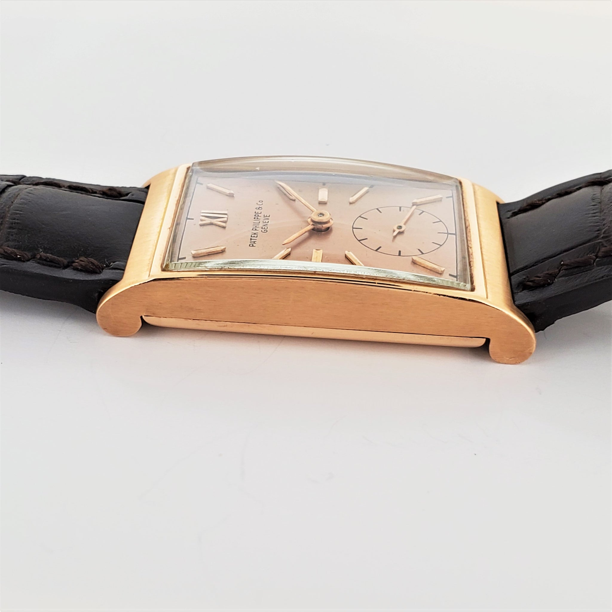 Patek Philippe 1442R Rectangular Watch