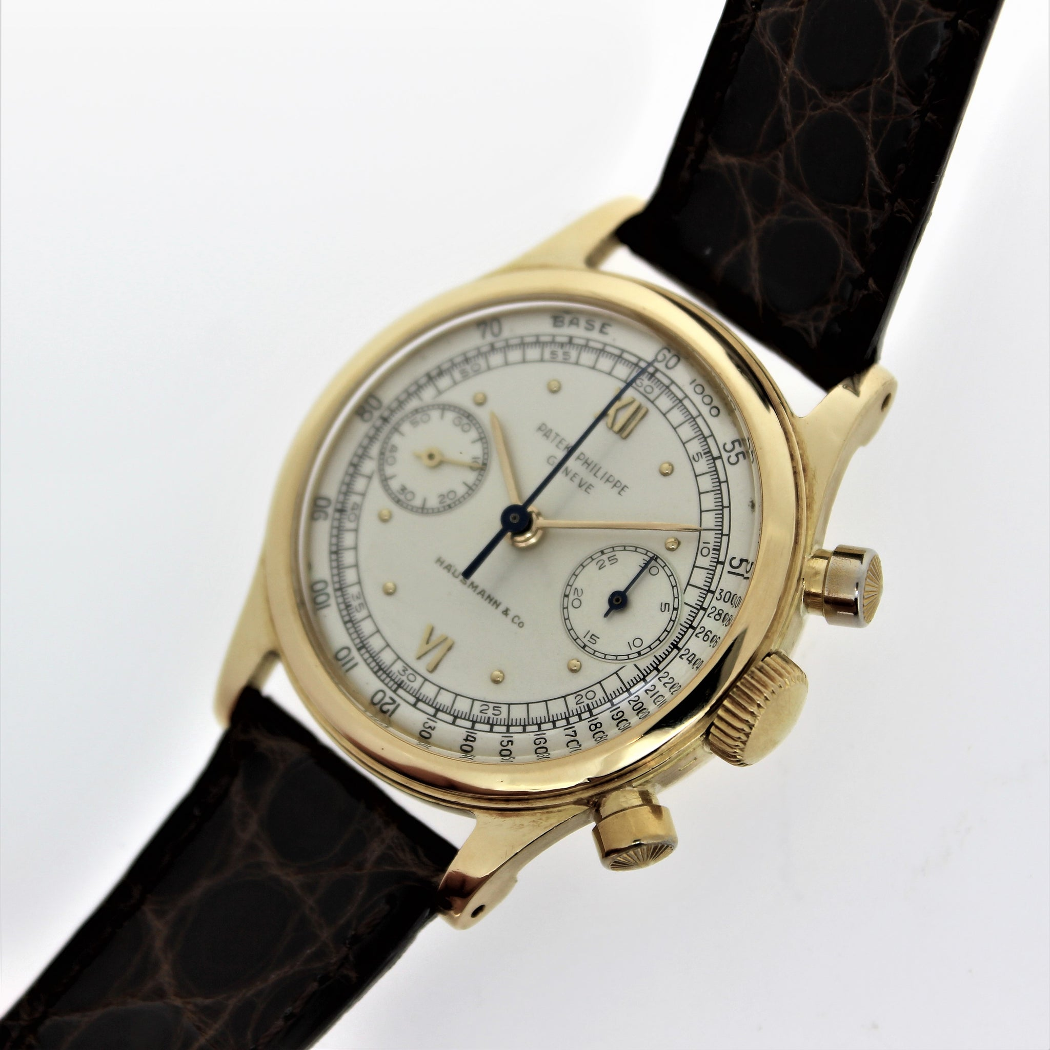 Patek Philippe 1463J Chronograph Watch