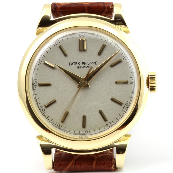 Patek Philippe 1491J Calatrava Watch