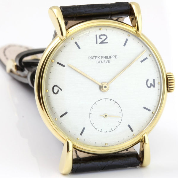 Patek Philippe 1543J Calatrava Watch