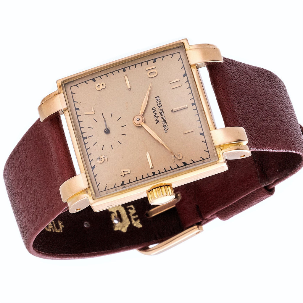 Patek Philippe 1566R Square Watch