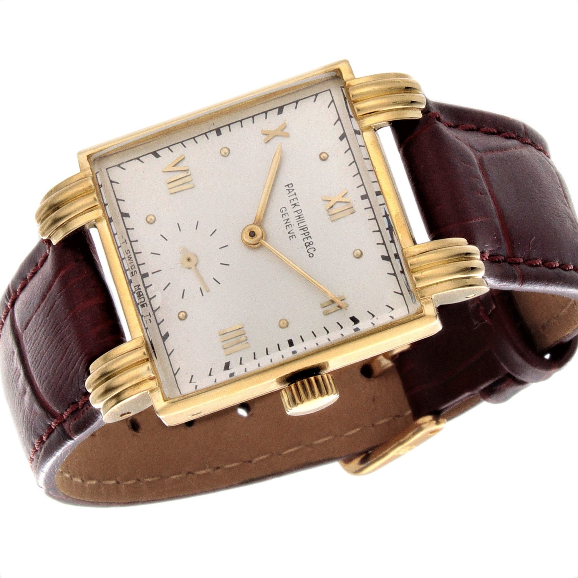 Patek Philippe 1567J Vintage Square Watch