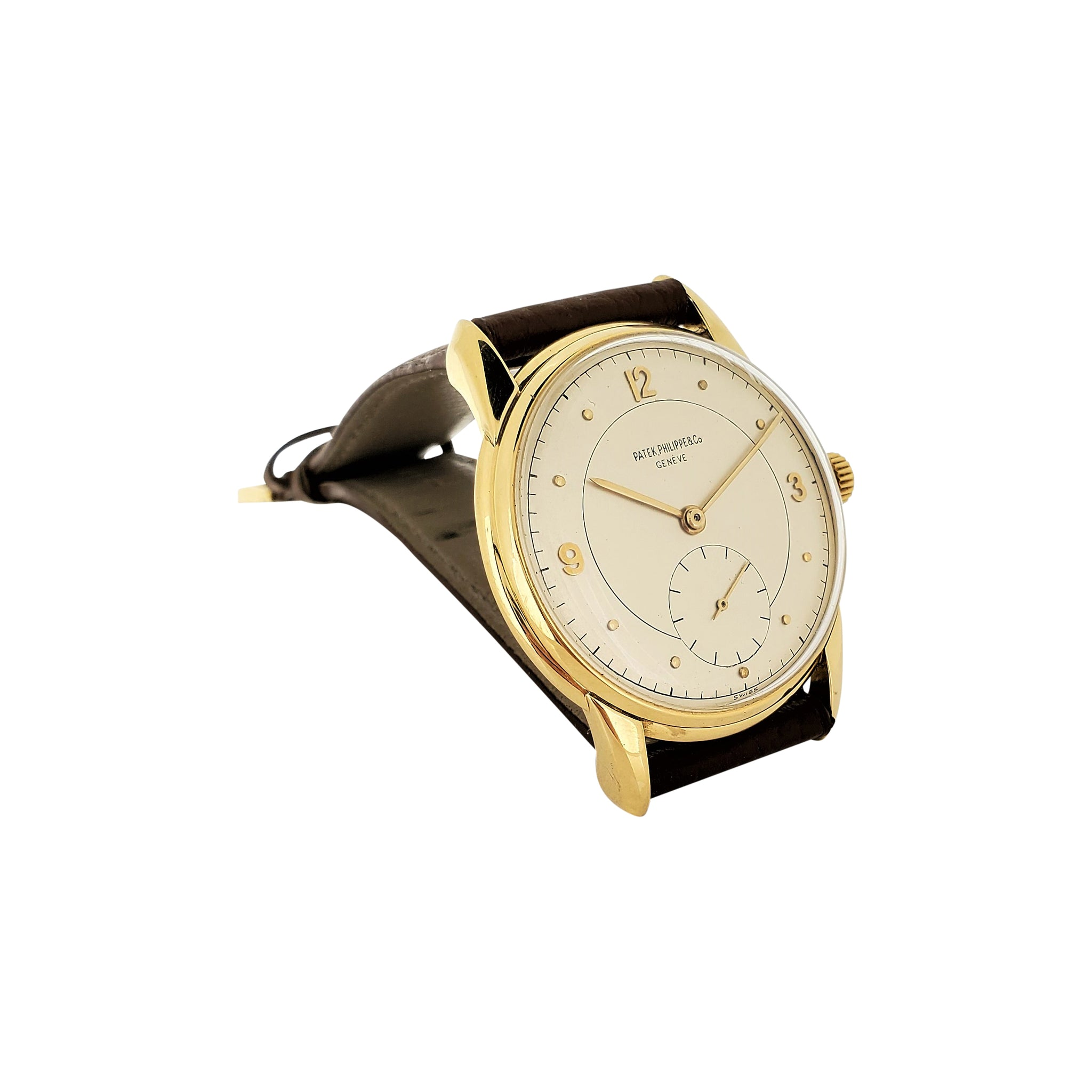 Patek Philippe 1569J Calatrava Watch Circa 1945