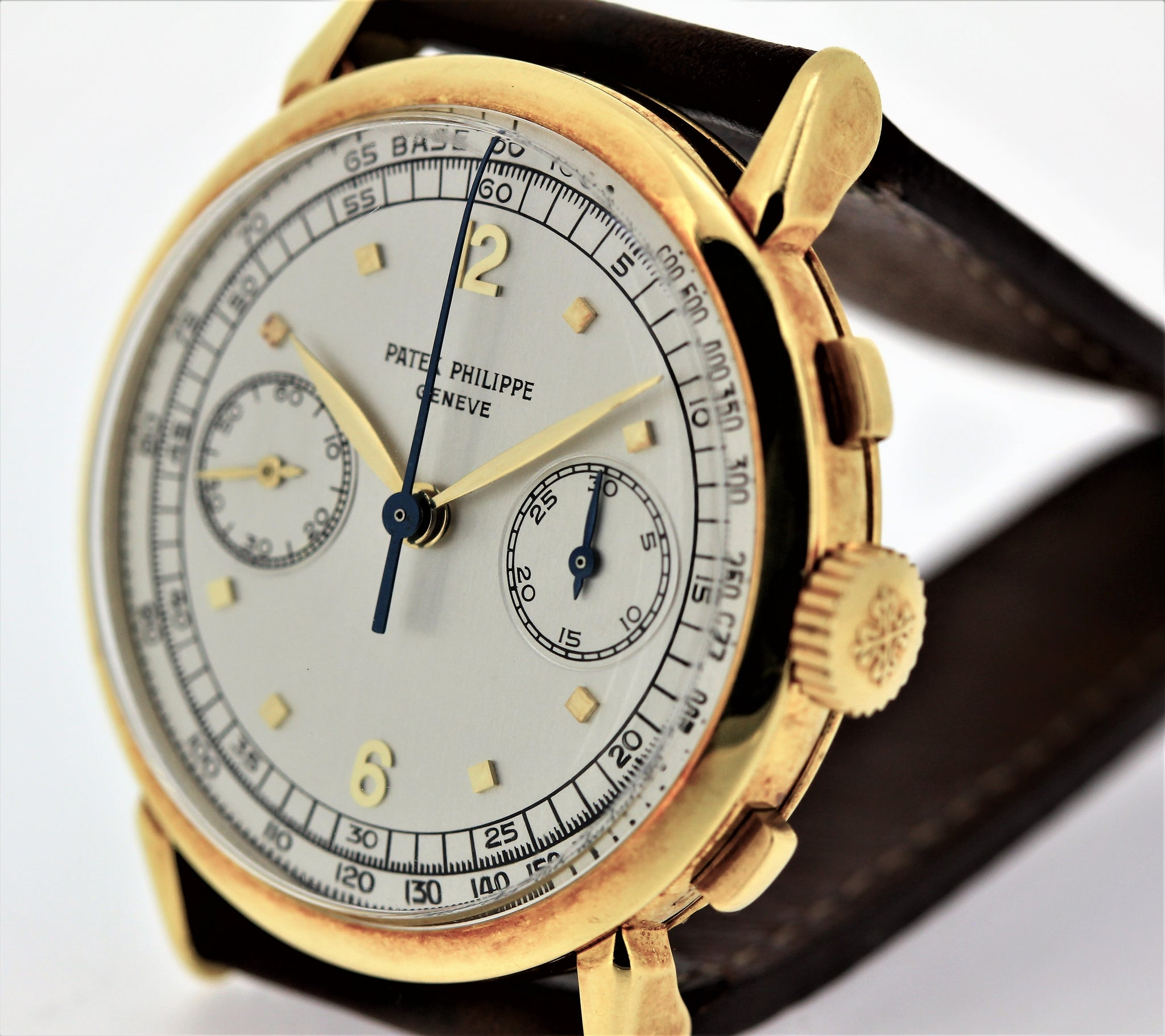 Patek Philippe 1579J Chronograph Watch - Circa 1951