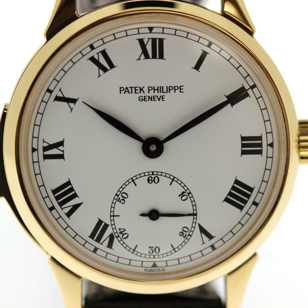 Patek Philippe 3979J Minute Repeater Watch