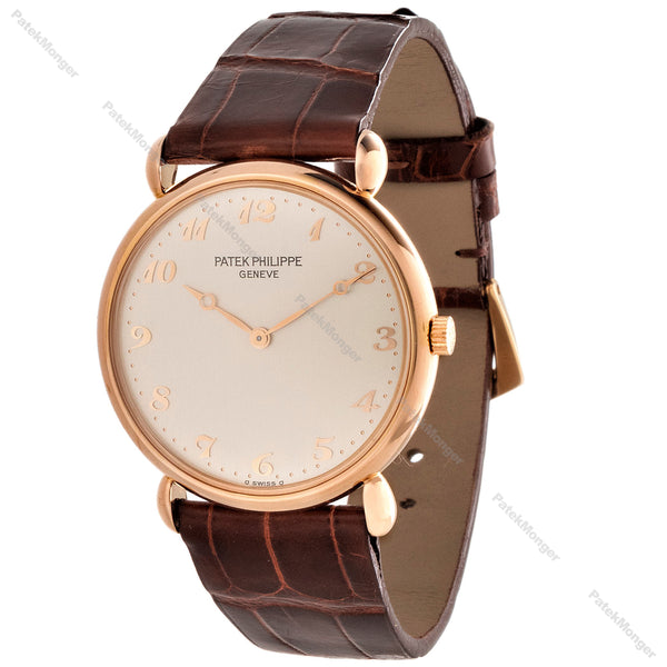 Patek Philippe 3820R Extra Thin Calatrava Watch