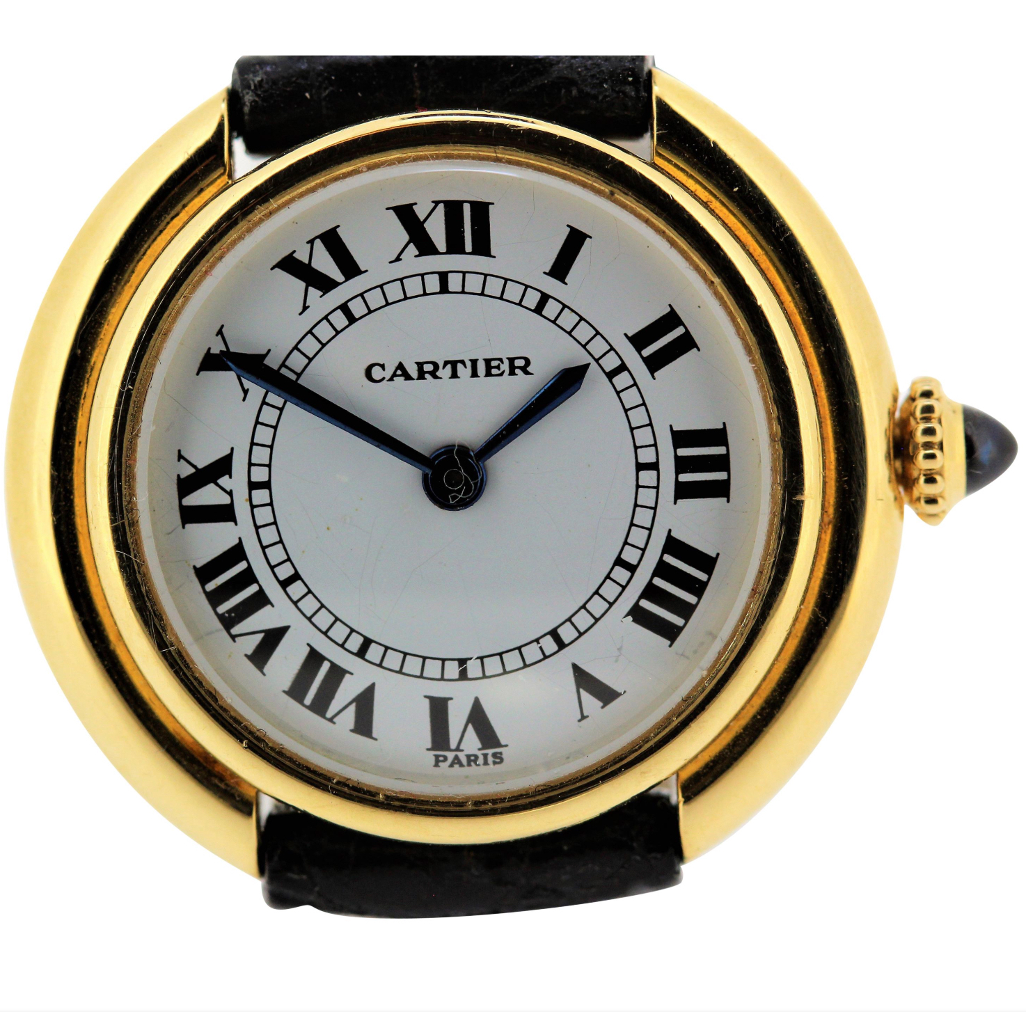 Vintage Cartier Paris Vendome Small Watch