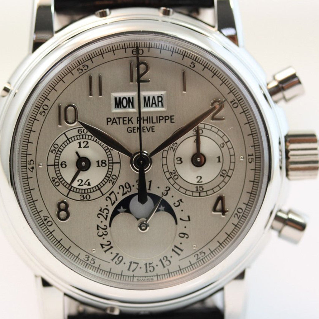 Patek Philippe 5004P Chronograph Watch