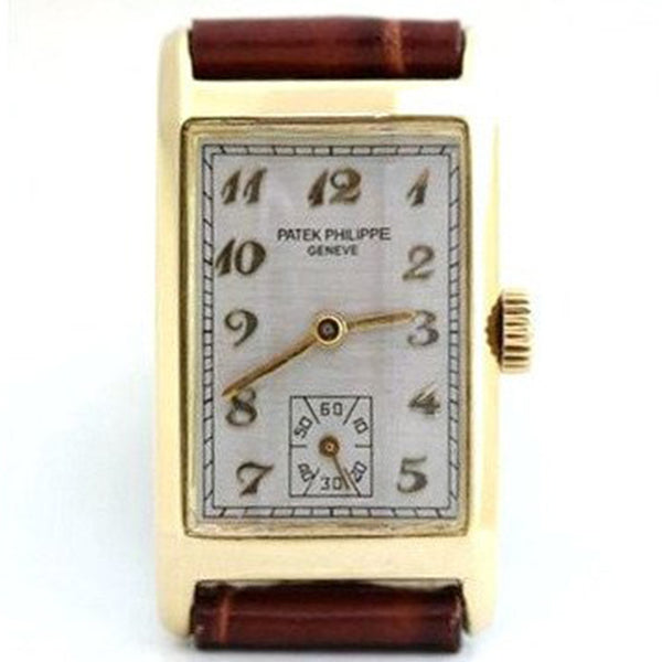 Patek Philippe 406J Art Deco Watch