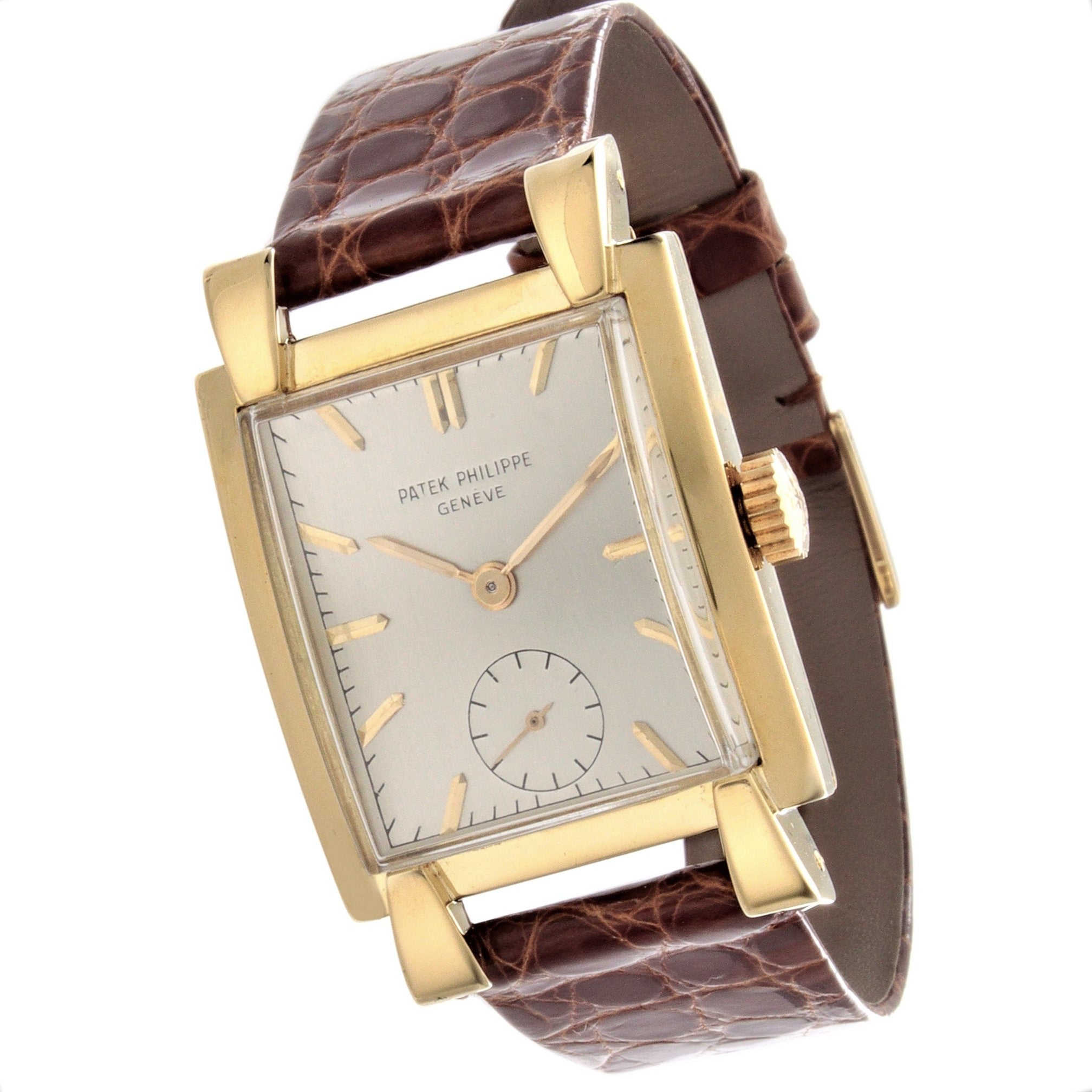 Patek Philippe 2427J Vintage Rectangular Watch