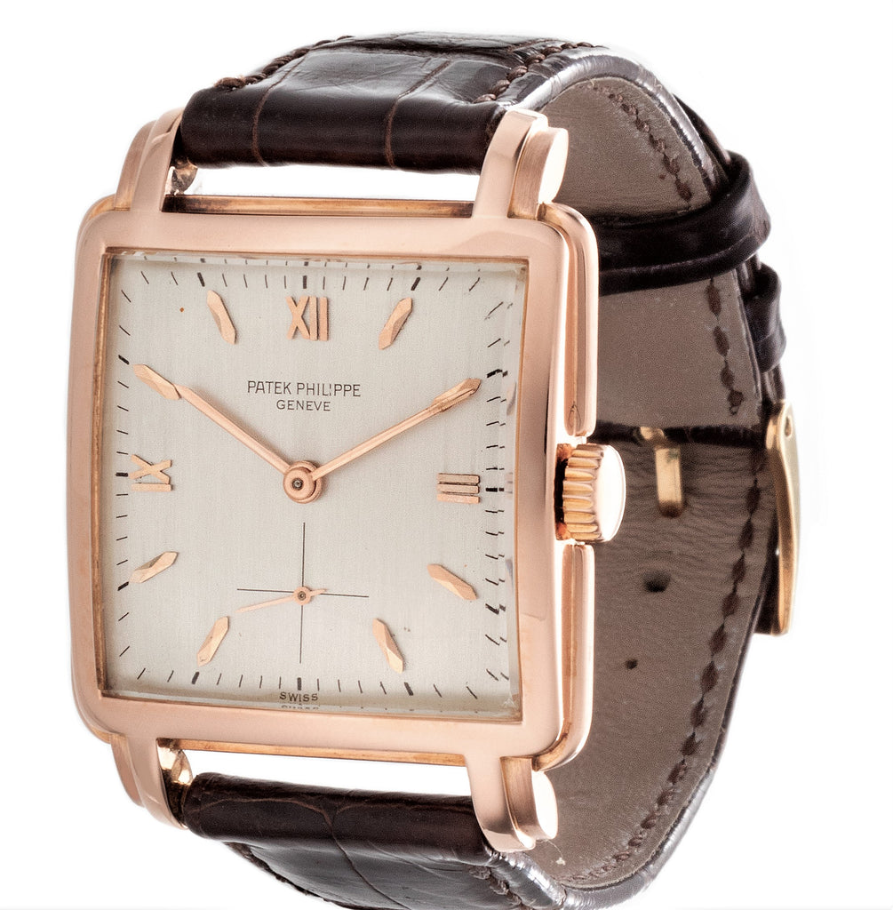 Patek Philippe 2436R Square Watch