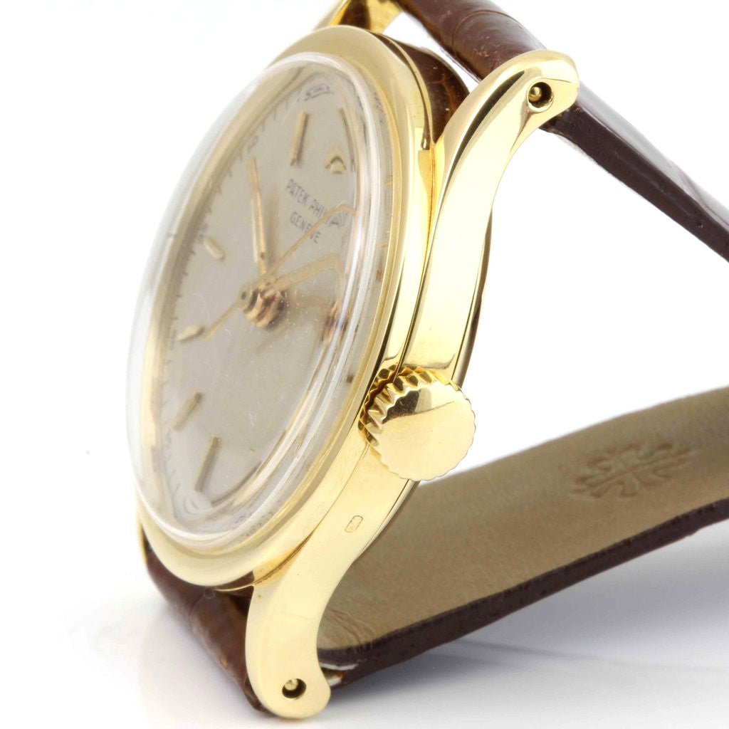 Patek Philippe 2457J Calatrava Watch.  Circa 1951