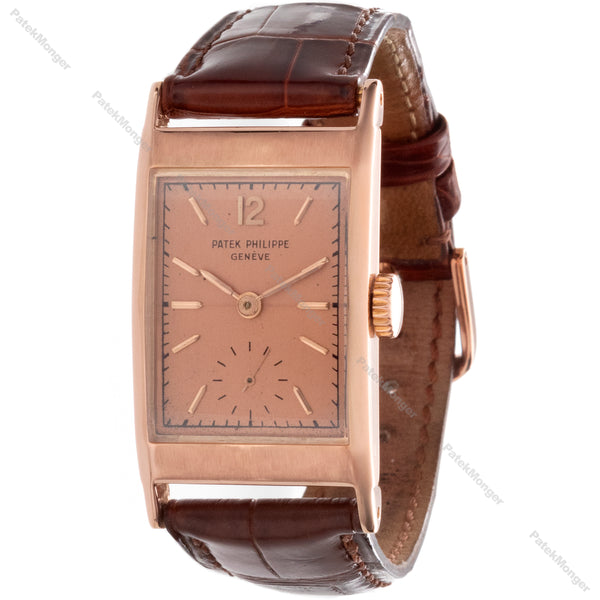 Patek Philippe 2461R Rectangular Watch