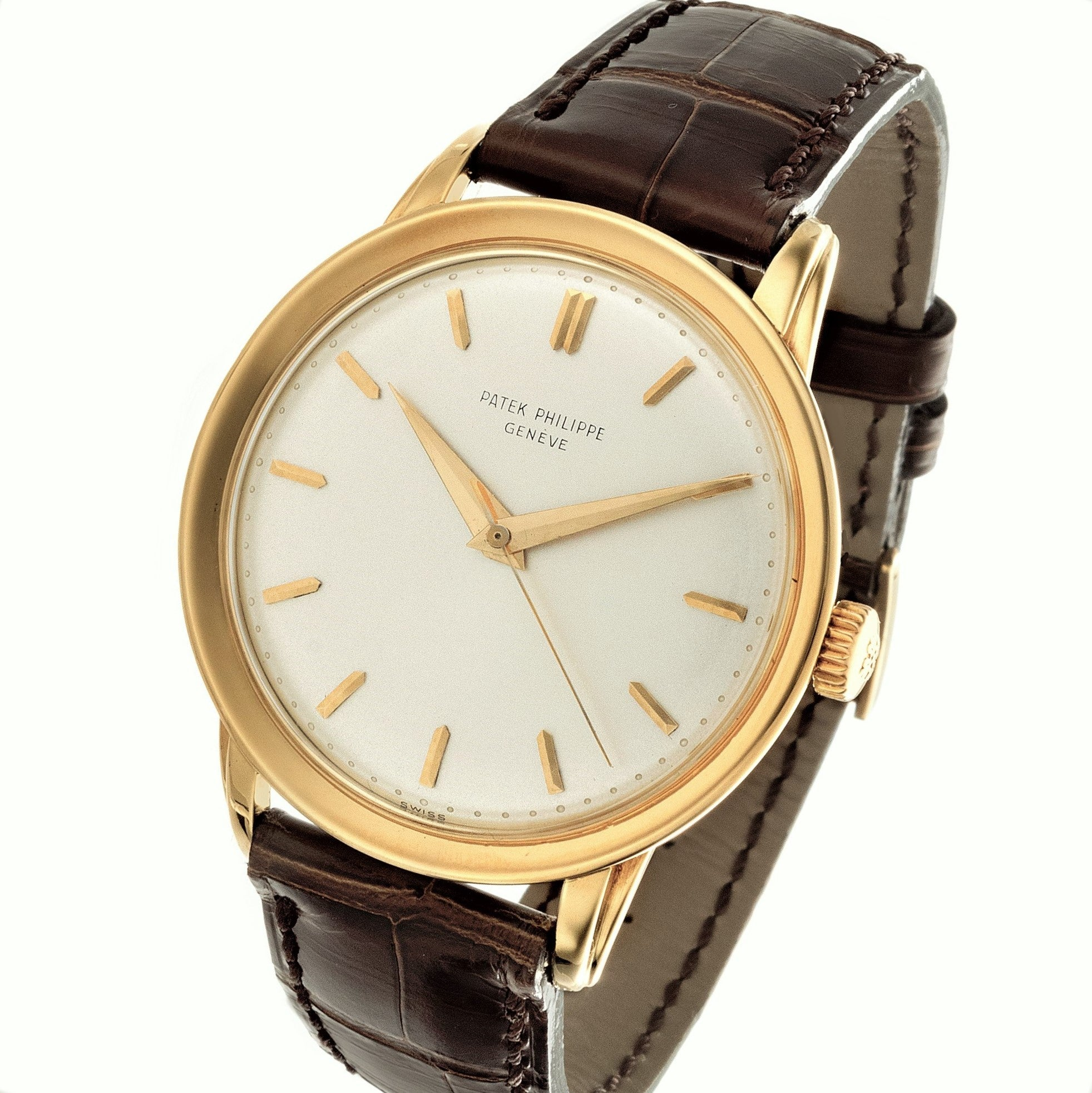 Patek Philippe 2481J Jumbo Calatrava Watch