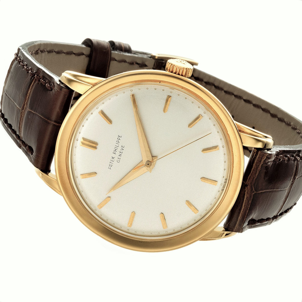 Patek Philippe 2481J Calatrava Watch circa 1956