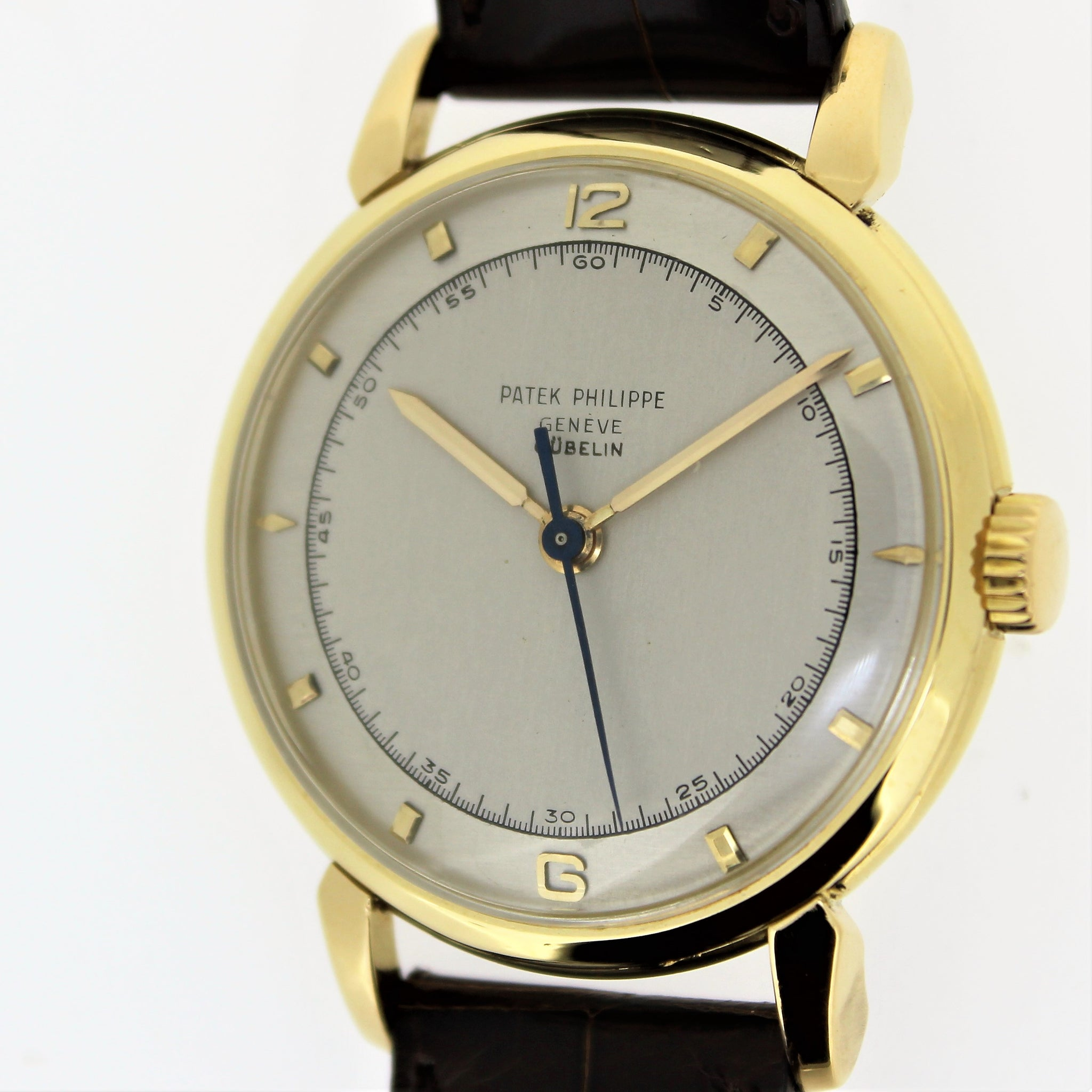 Patek Philippe 2482J Calatrava Watch