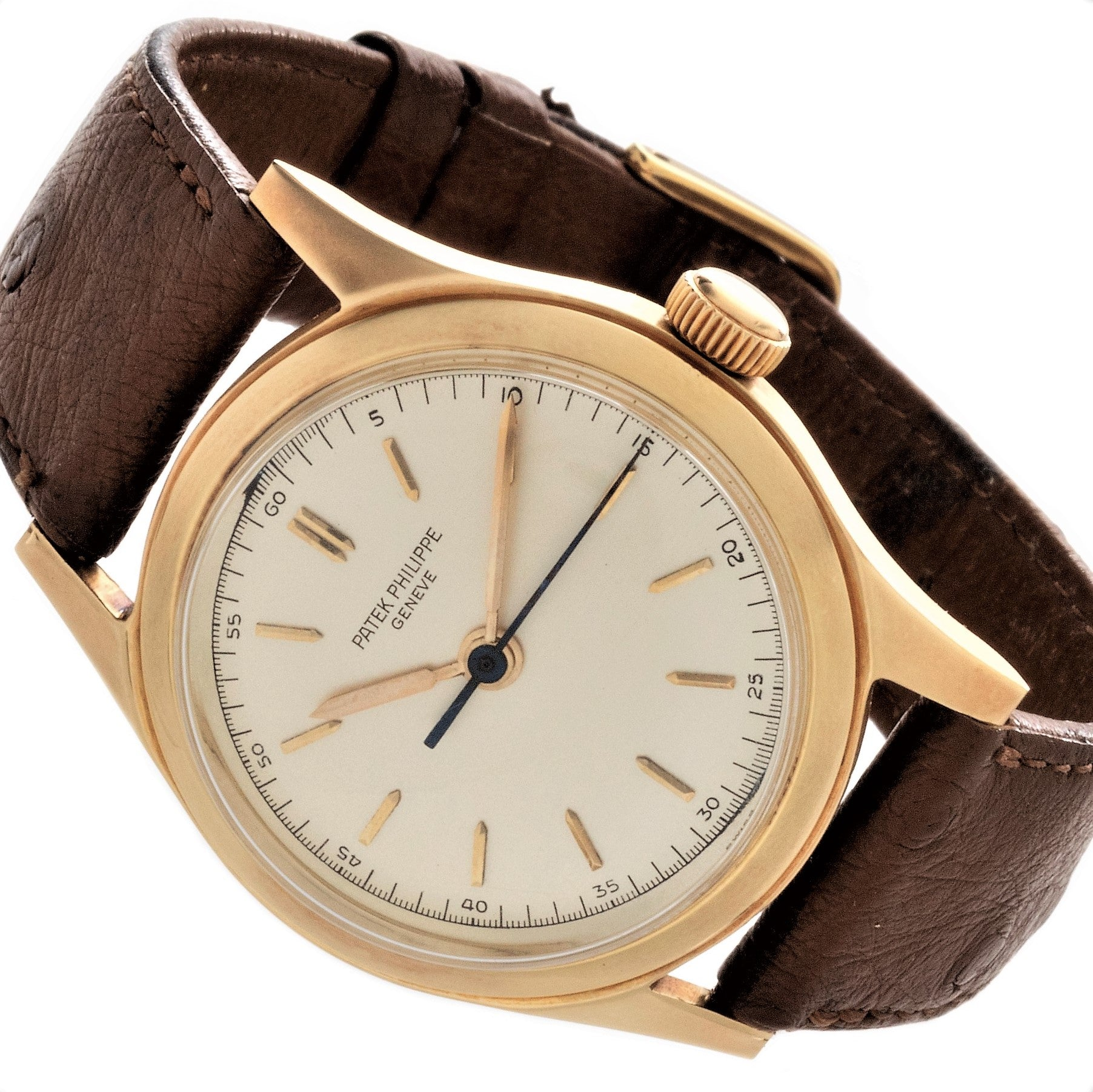 Patek Philippe 2483J Calatrava Watch